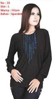 Baju Wanita Lengan Panjang 10 | SALE 65%