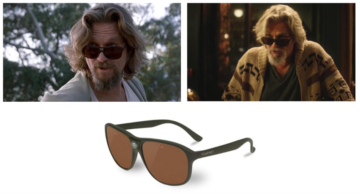 00672d63cc Jeff Bridges Wears his Signature Vuarnet Sunglasses in New Super Bowl  Commercial