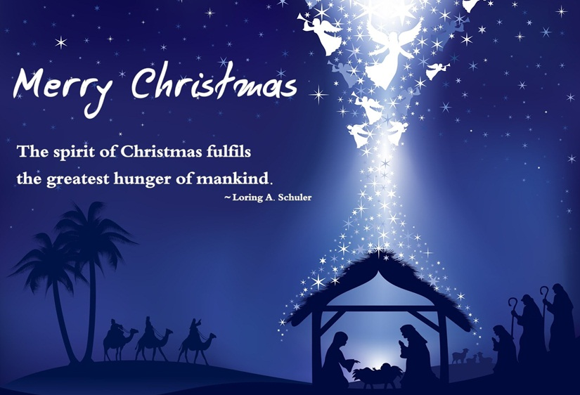 ... Christmas Quotes & Spiritual Xmas From Bible ~ Happy Christmas