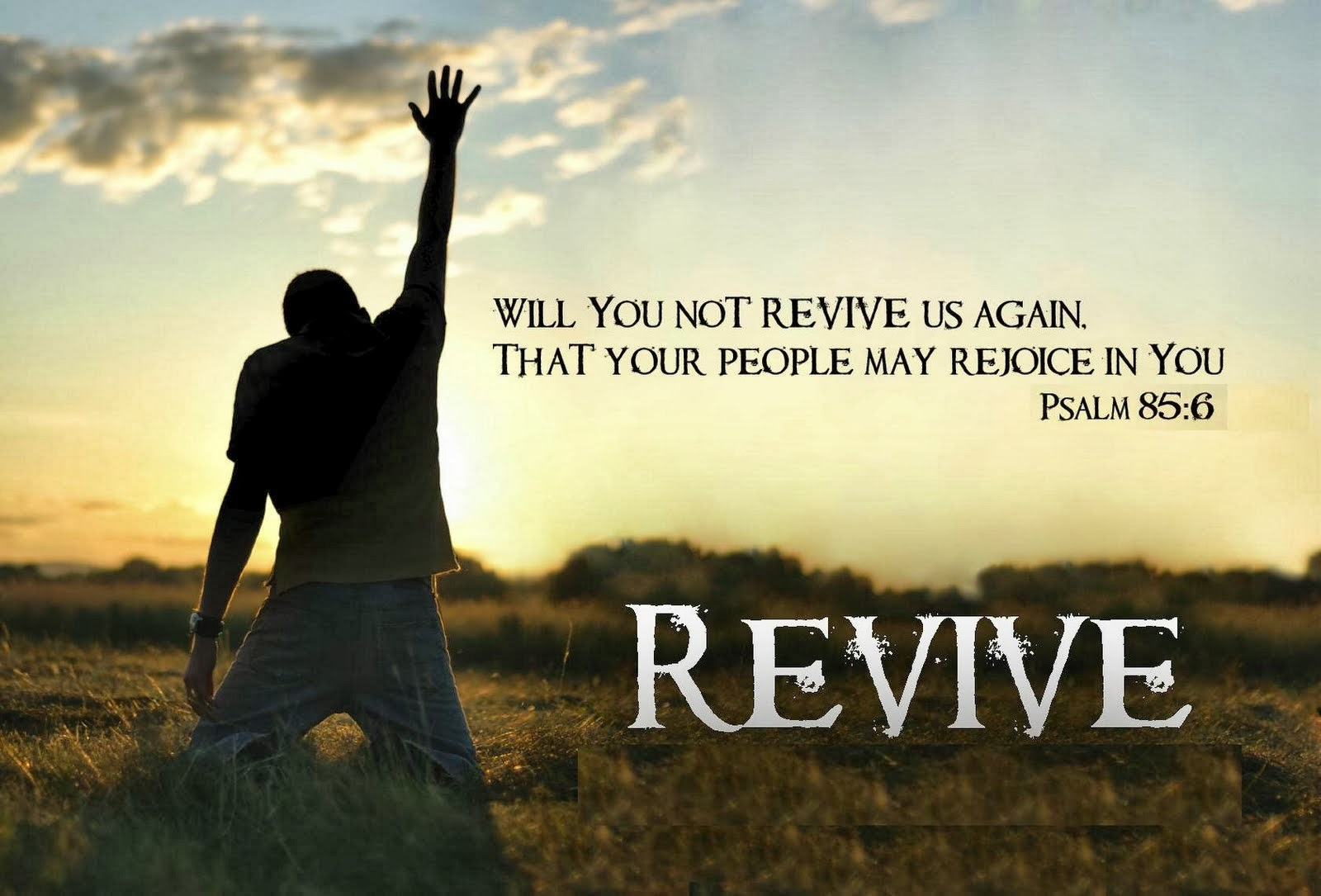 thought for the week church revival