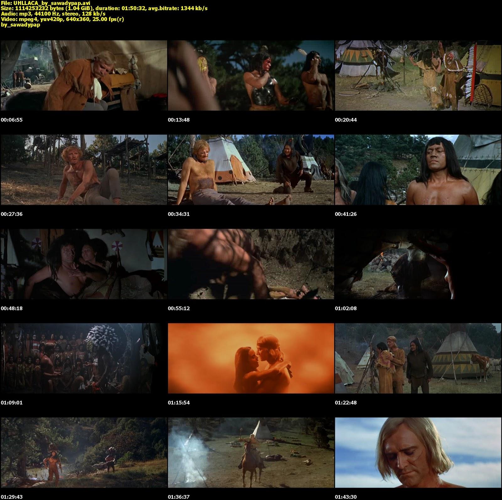 Un Hombre Llamado Caballo [1970] [DVDRip] [Español de España
