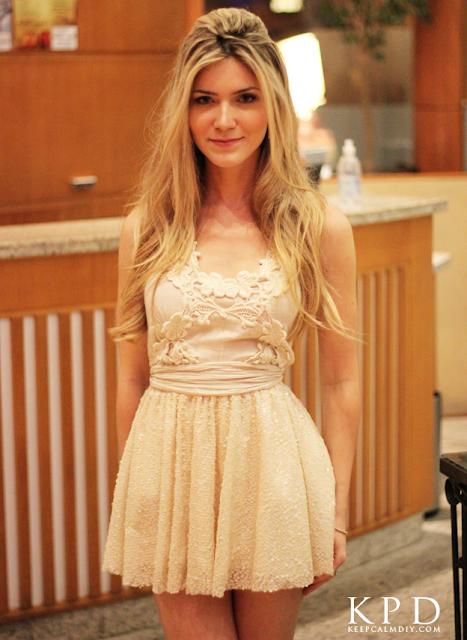 Noivado da blogueira Jessica Belcost