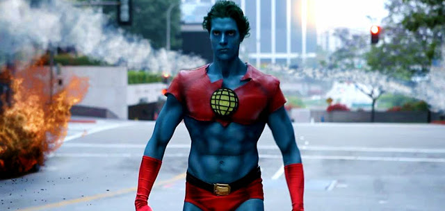 Concept Film Captain Planet