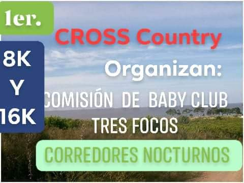 16k y 8k Cross country en Juan Lacaze (Colonia, 10/feb/2019)