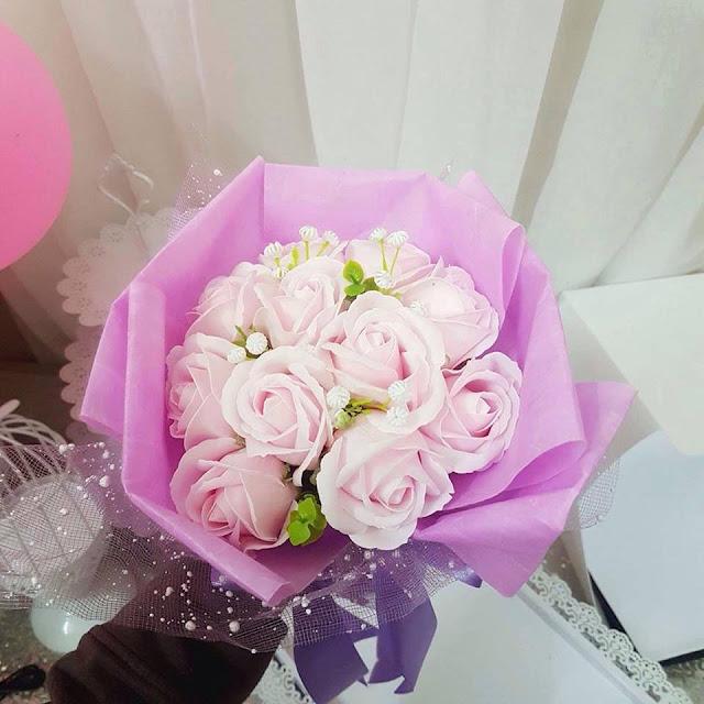 Hoa hong sap thom vinh cuu tai Giang Van Minh