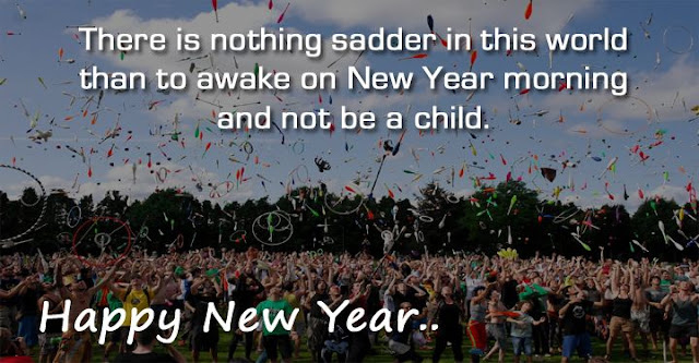 New Year Sad Lines And Sayings
