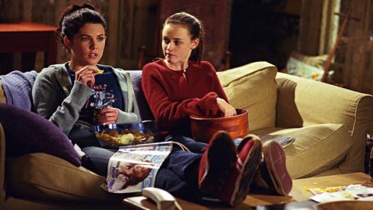 série Gilmore Girls