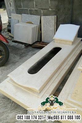 Kuburan Marmer Terbaru, Contoh Makam Kijing