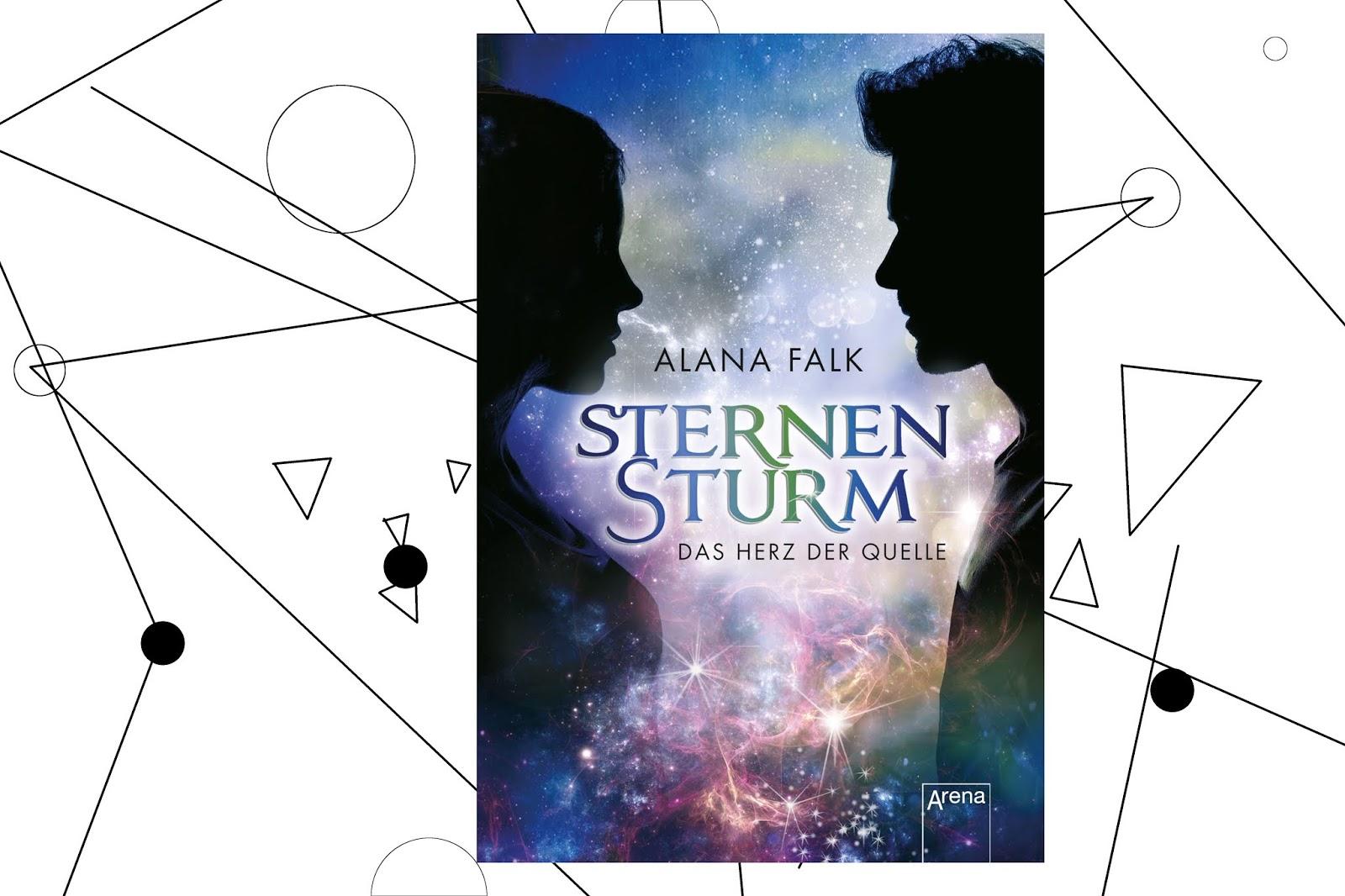Sternensturm Alana Falk Rezension Das Haus der bunten Bücher