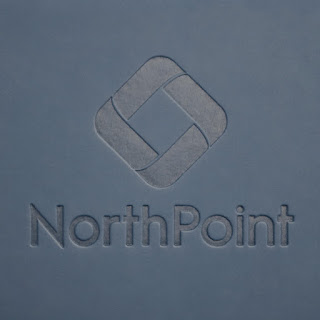 Deboss NorthPoint Logo