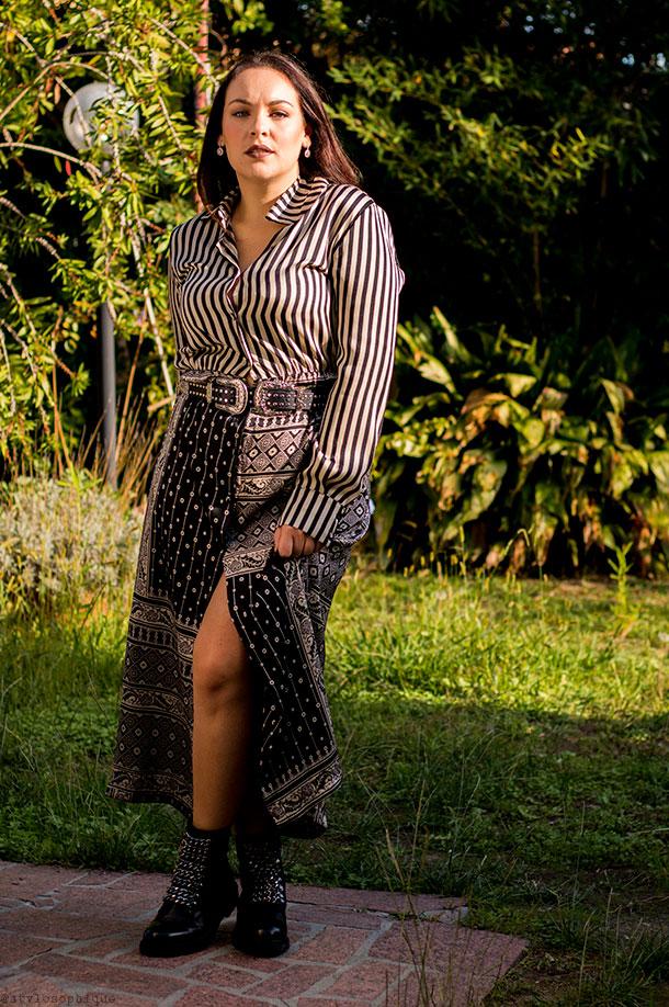 Iris Tinunin, Curvy, Fall Season, Go to Look, Autumn, Look autunnale