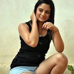 South Side Telugu Actress Anuhya Reddy Spicy Shots