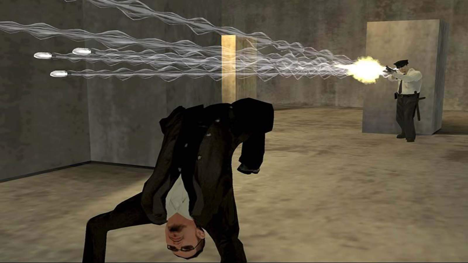 تحميل لعبة Enter The Matrix مضغوطة برابط واحد مباشر + تورنت كاملة مجانا