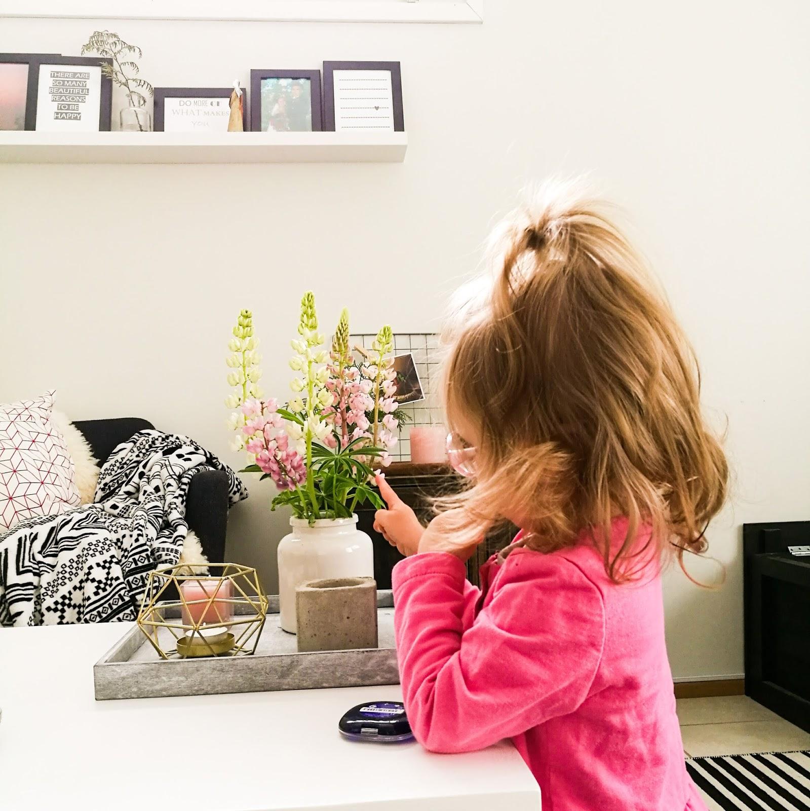 Saippuakuplia olohuoneessa blogi, Kuva Hanna Poikkilehto, lapsi, taapreo, kaksivuotias, lapsen kehitys