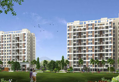 2 Bhk Flat For Sale In Moshi At Kamalraj Datta Vihar