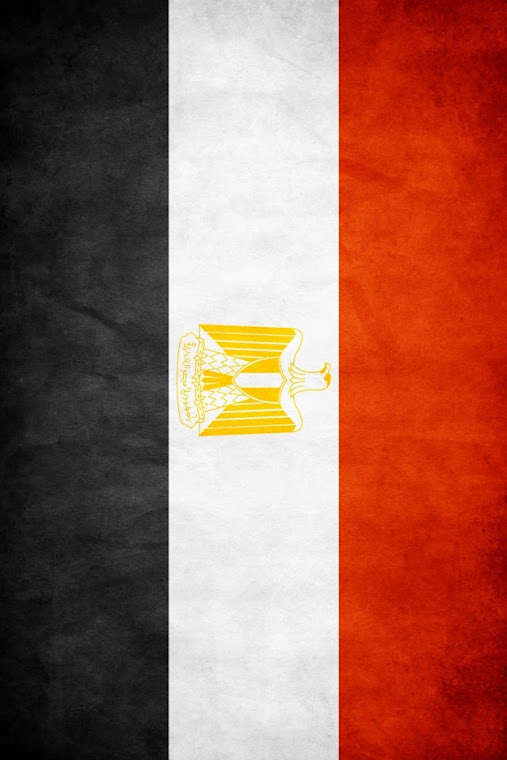 Egypt Flag download wallpaper for iPhone