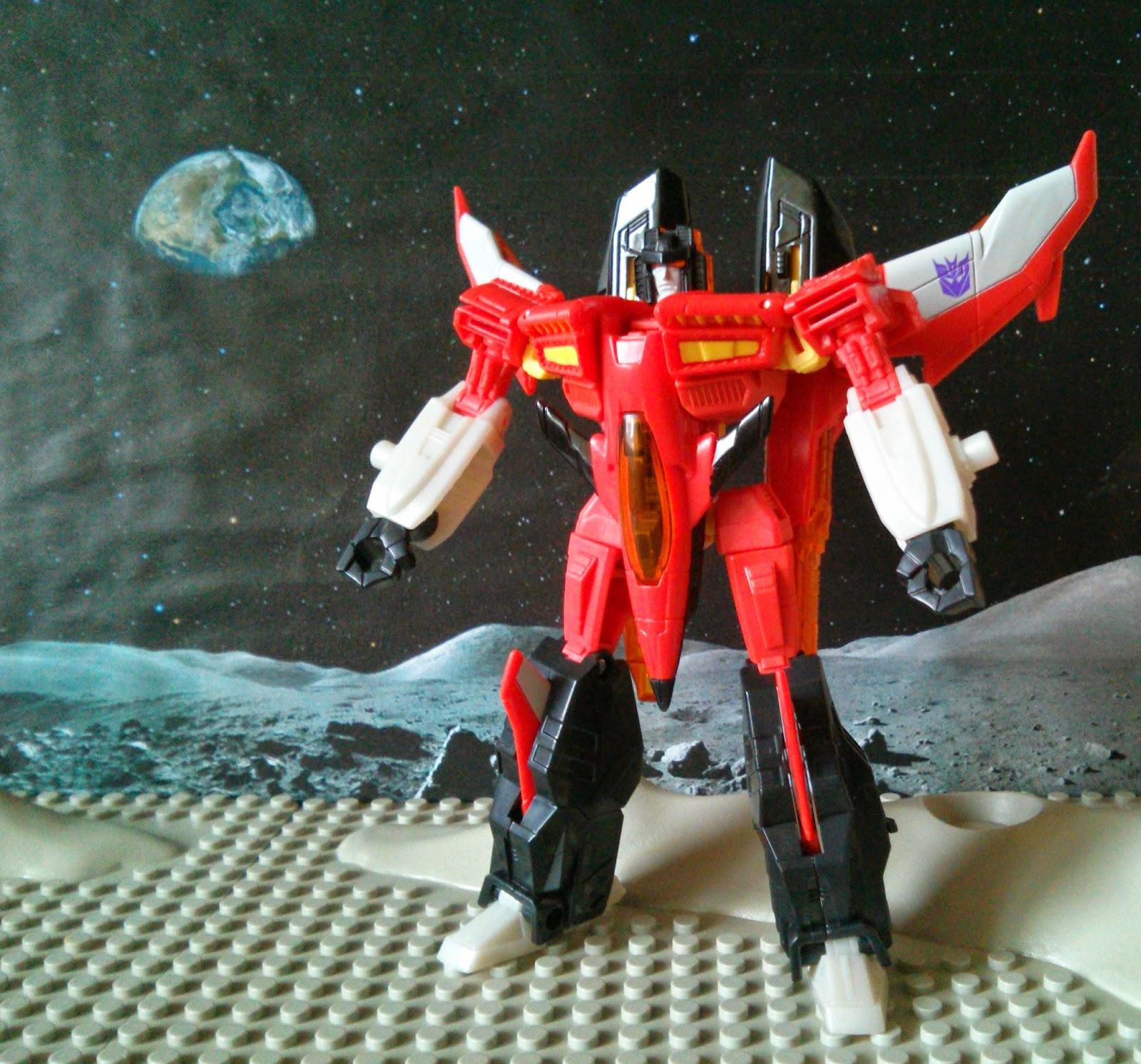 Transformers Generations Starscream