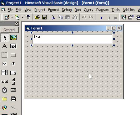 Membuat Textbox VB6 Hanya Bisa Input Angka