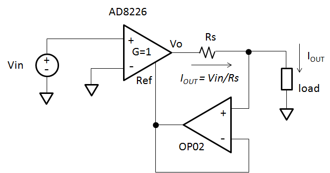 Electronics is Fun: Making a Current Source Using an In-Amp