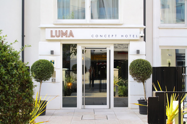 luma hammersmith concept hotel review naked stay