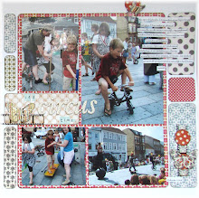 Pick of the week on Scrapbook Challenges