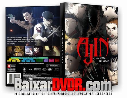 Ajin (2017) DVD-R