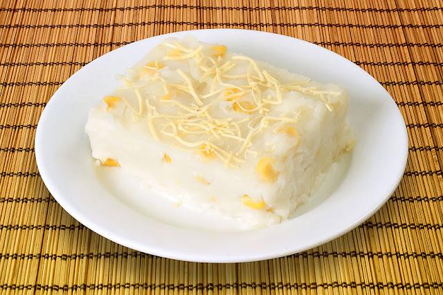 Maja Blanca Filipino Delicacy Recipe