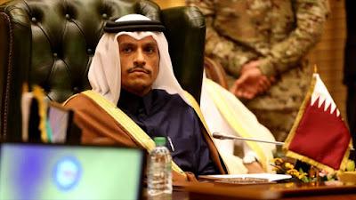 Catar pide un frente árabe para encarar medida proisraelí de Trump