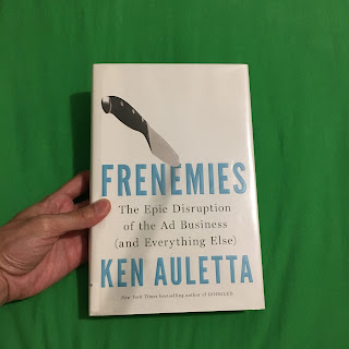 Book Reflection: Frenemies by Ken Auletta