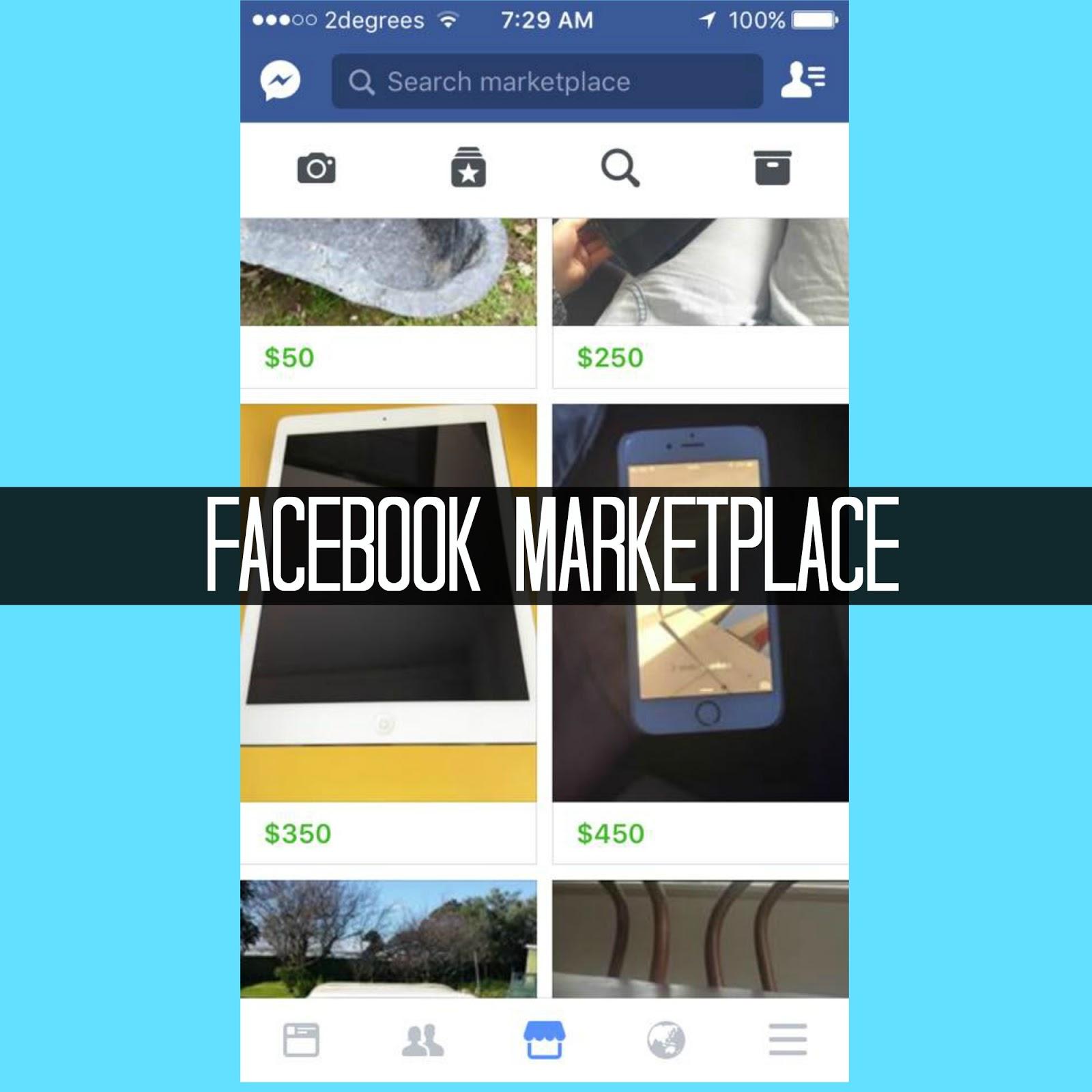 JibberJabberUK: Finance Fridays – Facebook Marketplace