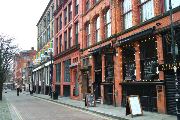 manchester canal street gay village