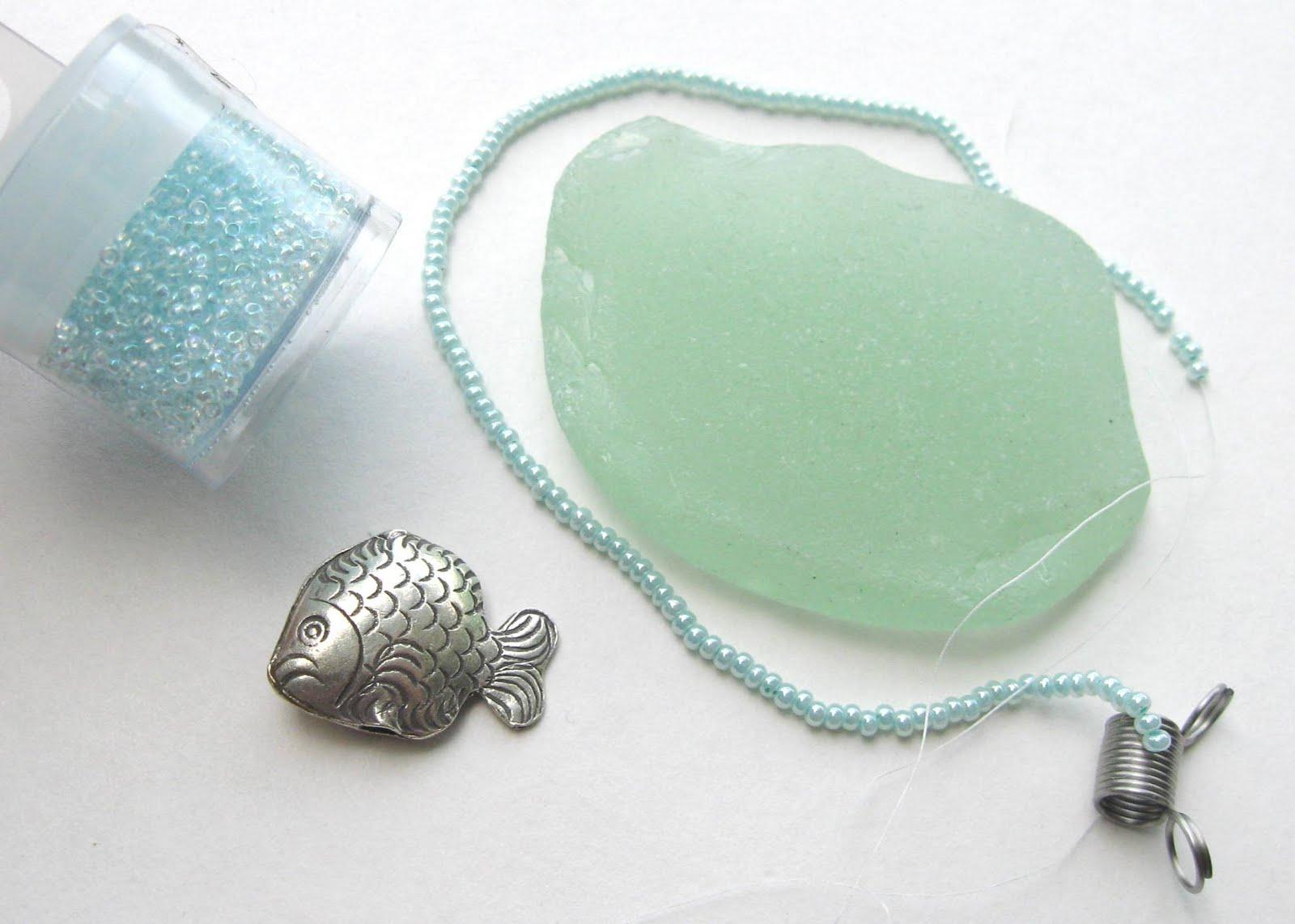 How To Bezel Sea Glass