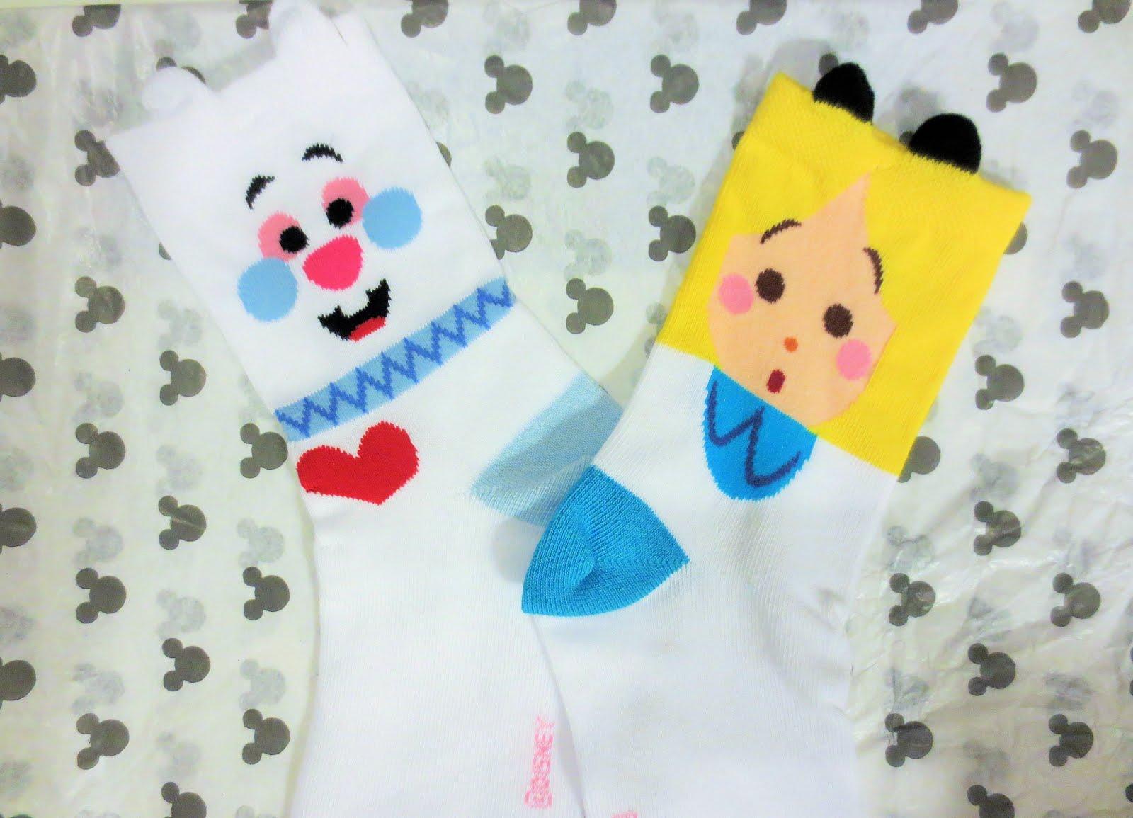 calcetines disney alicia
