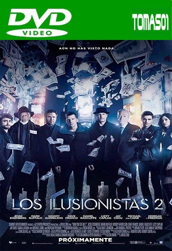 Los ilusionistas 2 (2016) DVDRip