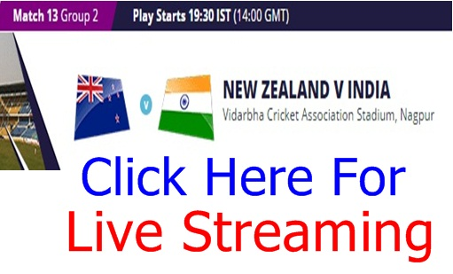 India v New Zealand / Records / Twenty20 Internationals 2016