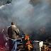 Incêndio em oficina no Bairro Lagoinha pode ter sido criminoso