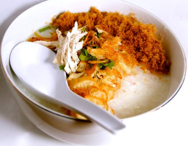Peluang Usaha Kuliner Bubur Ayam