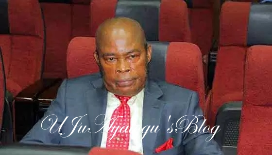 JUST IN: Justice Ngwuta Pleads Not Guilty To 8-Count Charge At CCT.