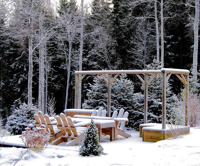 Wintergarden Sweden