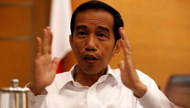Jokowi Ingatkan Bahwa Indonesia Kini Tengah Dapat Momentum Ekonomi
