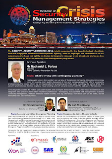 Supported Event: Security Industry Conference 2013