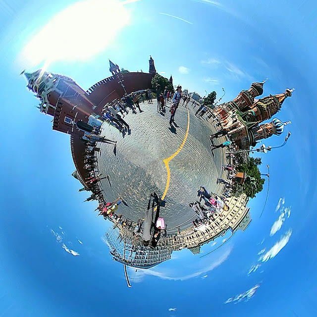 Red Square 360 @LGSouthAfrica #thelifesway #photoyatra