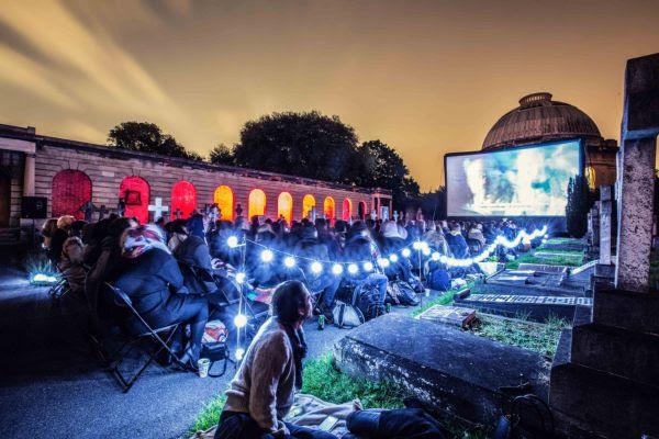 Nomad Cinema Brompton Cemetery