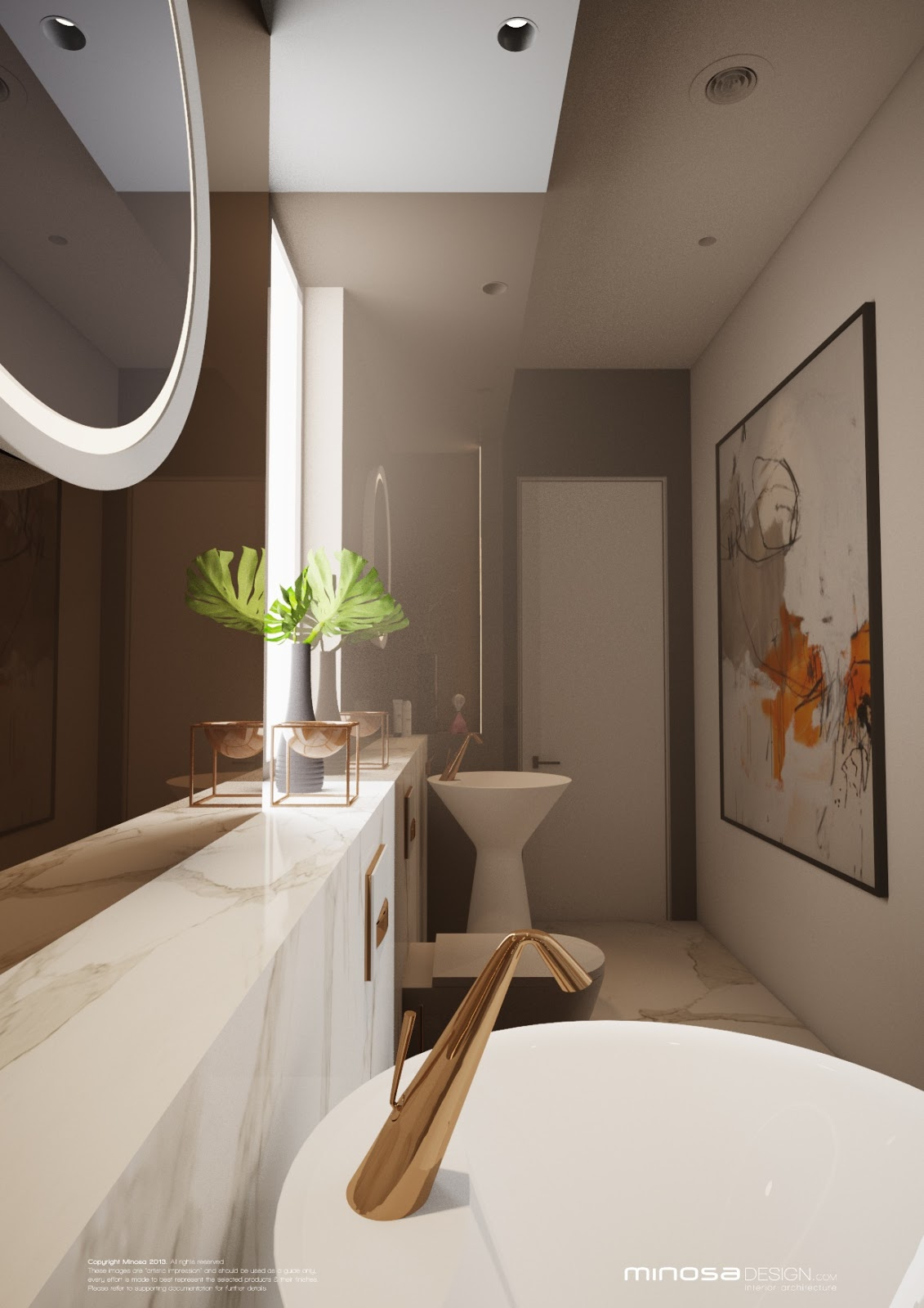 Minosa wow powder room - What is a powder room ...