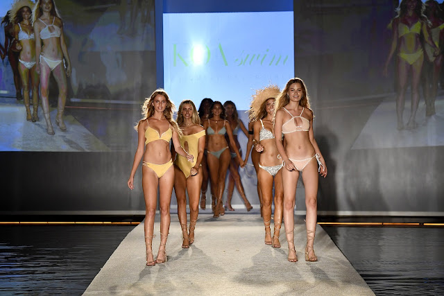 KOA Swimwear Runway Show 2018 Collection