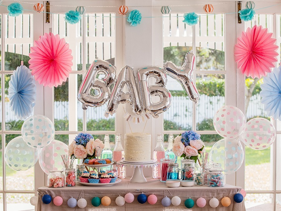 baby shower theme snd ideas