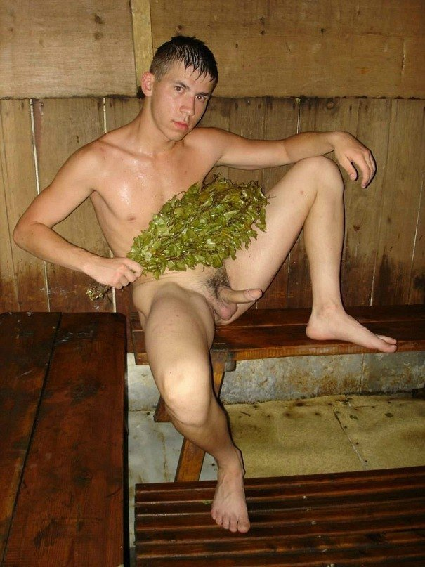Naked Sauna Photos