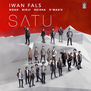 Iwan Fals - Satu (feat. Noah, Nidji, Geisha & d'Masiv) - Album (2015) [iTunes Plus AAC M4A]