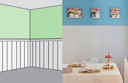 Marzua revestimientos de paredes rastrelados - Revestimiento madera paredes ...