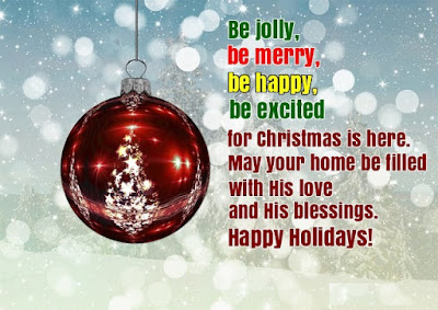 Merry Christmas Wishes 2017